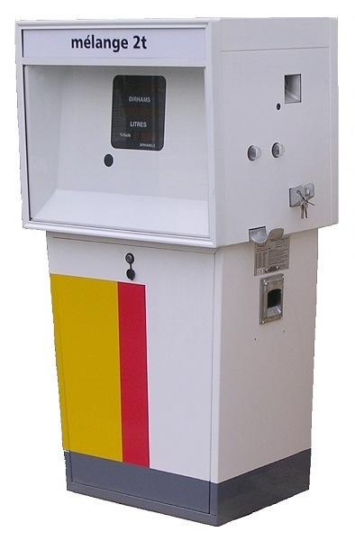 Fuel dispensers Fimac