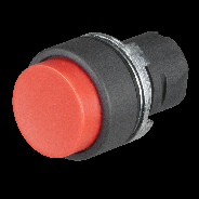 protruding push button - 22mm