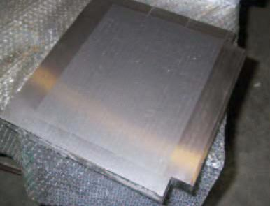 METALCERAMIC MOULDS