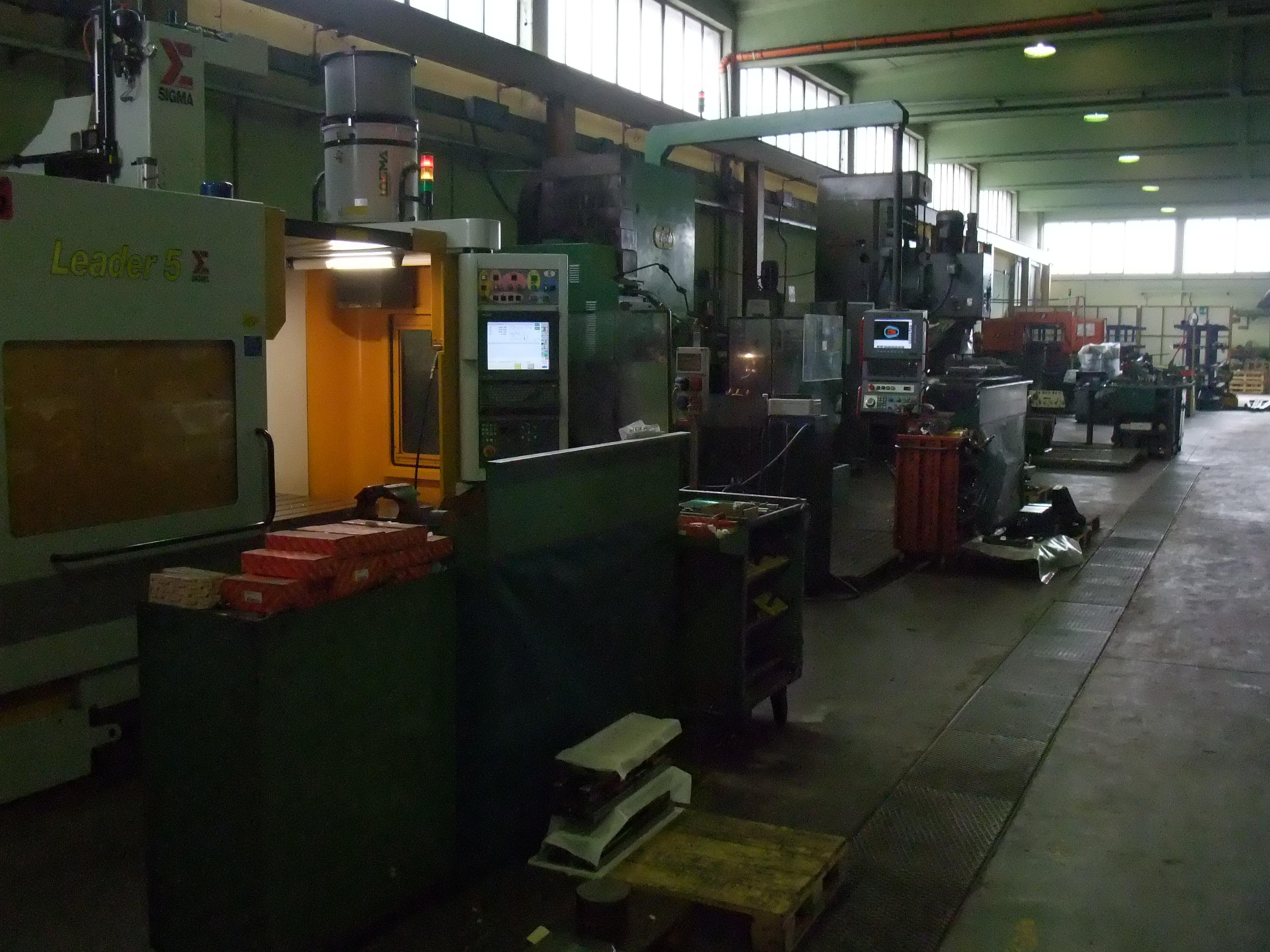 centers milling machines